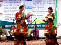 দুর্গাপুরে হাজং সম্প্রদায়ের দেউলী উৎসব শুরু