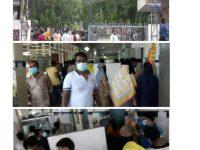 নারায়ণগঞ্জ ৩০০ শয্য হাসপাতালে করনা টেস্ট নিয়ে চলছে দালাল চক্রের রমরমা বানিজ্য